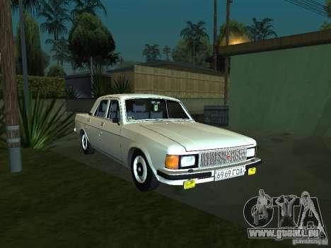 GAZ 3102 für GTA San Andreas