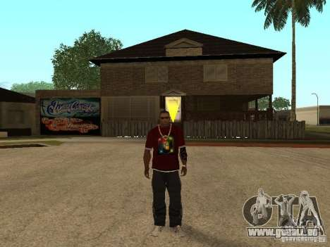 Mike Windows pour GTA San Andreas