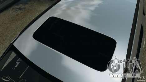 Mercedes-Benz ML63 AMG Brabus für GTA 4 Innen