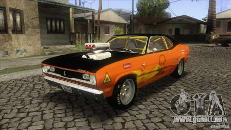 Plymouth Duster 440 pour GTA San Andreas