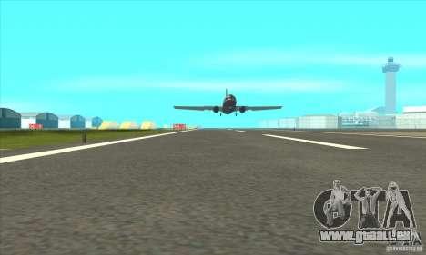Revitalisierende Flughäfen für GTA San Andreas zweiten Screenshot