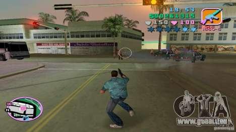 Fotografieren mit einer Hand für GTA Vice City Screenshot her