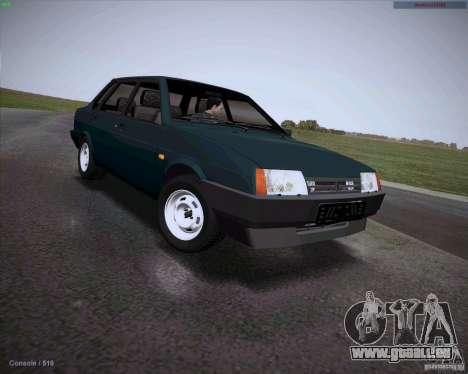 VAZ 21099 Drain für GTA San Andreas