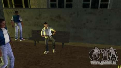 Cleo Parkour v4 GTA Vice City pour la deuxième capture d'écran