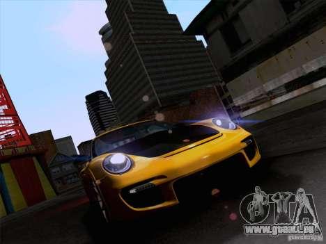 Realistic Graphics HD 3.0 pour GTA San Andreas deuxième écran