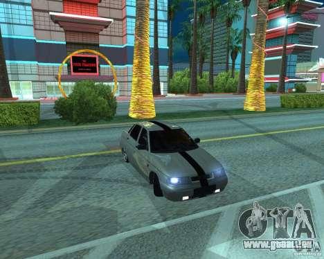 VAZ-2110 für GTA San Andreas