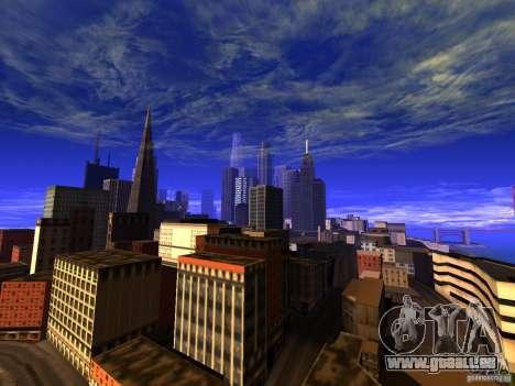 New San Fierro V1.4 pour GTA San Andreas troisième écran