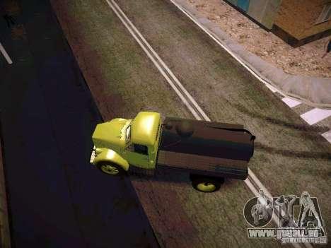GAZ 51 Assinizator pour GTA San Andreas laissé vue
