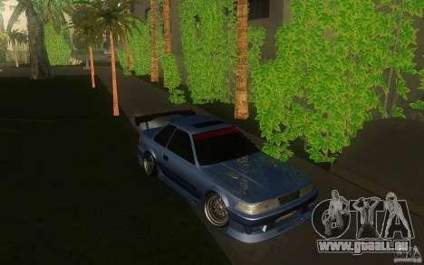 Toyota Soarer GZ20 für GTA San Andreas Rückansicht