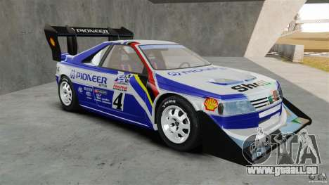 Peugeot 405 T16 Pikes Peak pour GTA 4