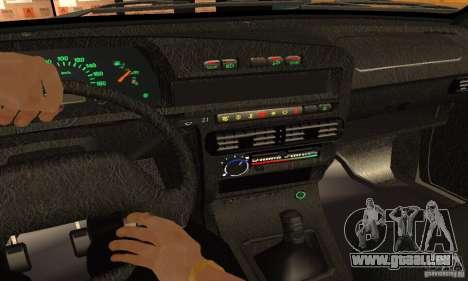 VAZ 2113 Suite v für GTA San Andreas Rückansicht