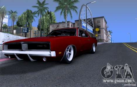 ENBSeries by HunterBoobs v3.0 pour GTA San Andreas sixième écran
