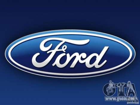 Écrans de chargement Ford pour GTA San Andreas deuxième écran