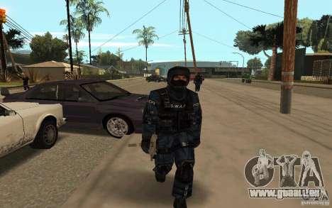 Alternative urban pour GTA San Andreas deuxième écran