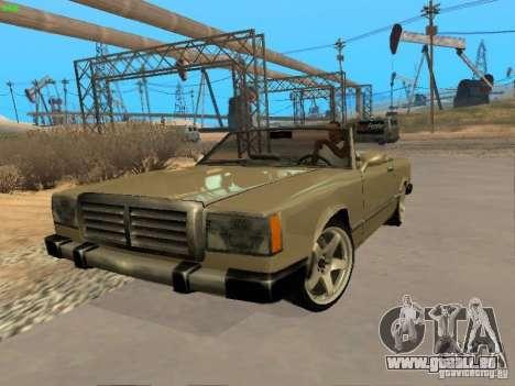 New Feltzer für GTA San Andreas
