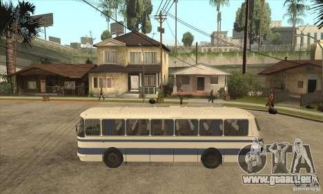 LAZ 699R (98-02) pour GTA San Andreas laissé vue