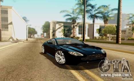 Aston Martin V12 Vantage pour GTA San Andreas