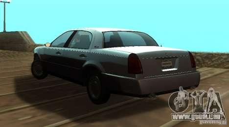 Washington de GTA IV pour GTA San Andreas laissé vue