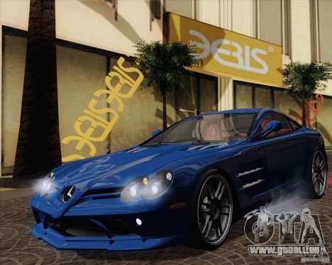 Optix ENBSeries für mittlere PC für GTA San Andreas fünften Screenshot