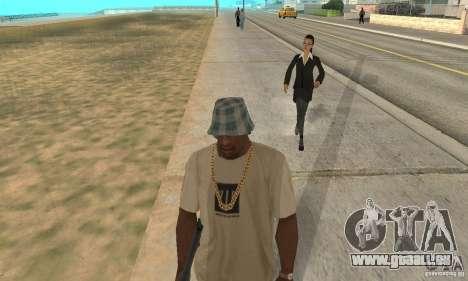 Hypnose dans San Andreas pour GTA San Andreas troisième écran