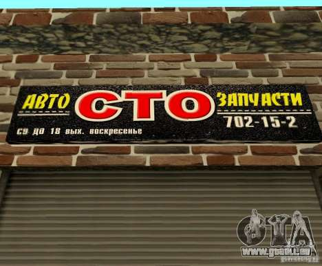 New Transfender: CTO für GTA San Andreas her Screenshot
