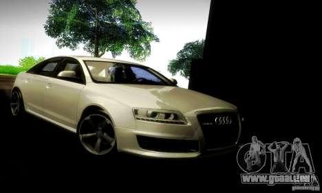 Audi RS6 TT für GTA San Andreas
