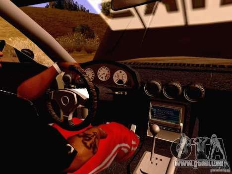 Nissan Silvia S15 By Blaze pour GTA San Andreas vue de droite