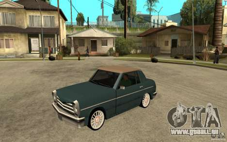 Perenial Coupe pour GTA San Andreas