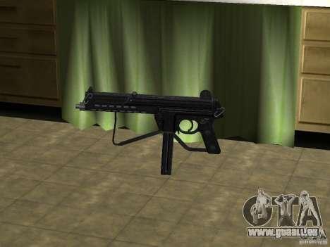 Walther MPL für GTA San Andreas