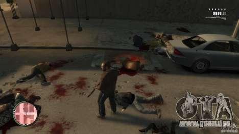 Contagium v1.2b für GTA 4 weiter Screenshot