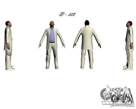 La Cosa Nostra pour GTA San Andreas cinquième écran