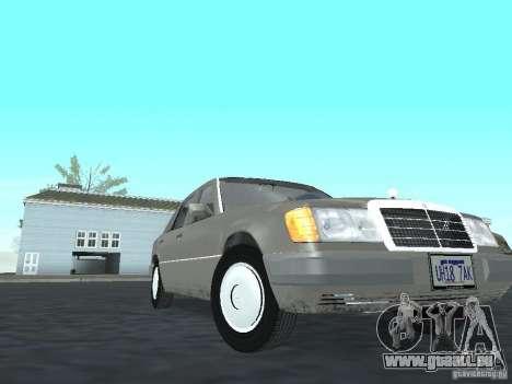 Mercedes-Benz 250D für GTA San Andreas Rückansicht