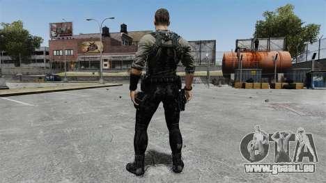 Sam Fisher-v8 für GTA 4 dritte Screenshot