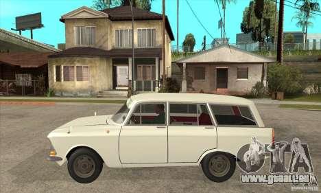 AZLK 427 für GTA San Andreas linke Ansicht