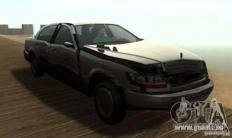 Washington de GTA IV pour GTA San Andreas vue de droite