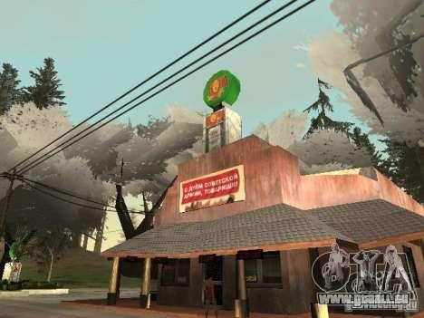 Le Village de Ivanovka pour GTA San Andreas sixième écran