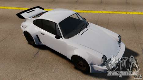 Porsche 911 Carrera RSR 3.0 Coupe 1974 pour GTA 4 est un droit