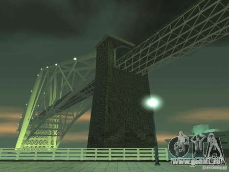 Neige v 2.0 pour GTA San Andreas douzième écran