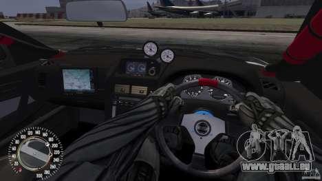 Nissan SkyLine R34 GT-R V-spec II für GTA 4 rechte Ansicht