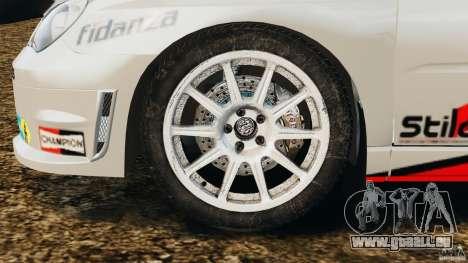 Subaru Impreza WRX STI N12 für GTA 4 Innenansicht