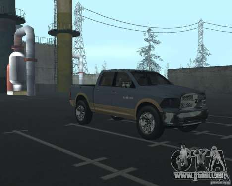 Dodge Ram Hemi für GTA San Andreas