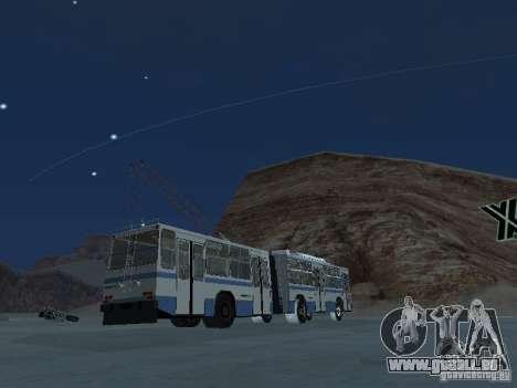 Anhänger YUMZ T1 für GTA San Andreas
