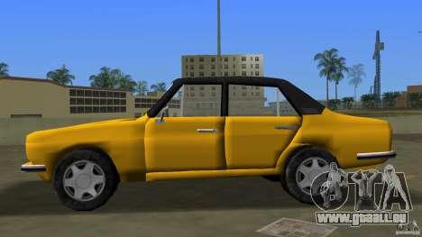 Anadol A1 SL für GTA Vice City linke Ansicht