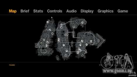 Drifttrack IV für GTA 4 weiter Screenshot