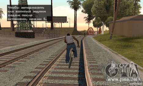 Crack für Steam-Version von GTA San Andreas für GTA San Andreas sechsten Screenshot