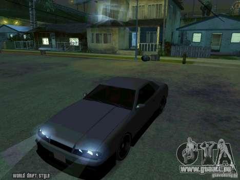 ELEGY BY CREDDY für GTA San Andreas rechten Ansicht