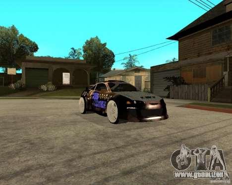 Mitsubishi Eclipse RZ 1998 pour GTA San Andreas vue de droite