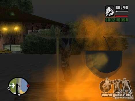 The present fishing mod V1 für GTA San Andreas dritten Screenshot
