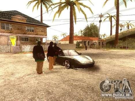Neue Enb Serie 2011 für GTA San Andreas zweiten Screenshot