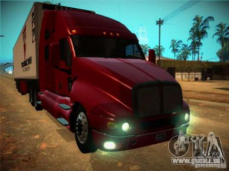 Kenworth T2000 v 2.5 pour GTA San Andreas